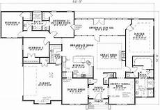 ranch style house plans with two master suites luxury ranch style house plans with two master suites