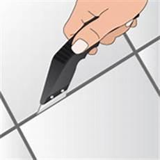 refaire joint carrelage mural enlever des joints de carrelage carrelage