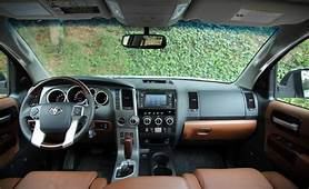 2022 Toyota Sequoia Exterior Interior Engine Price And
