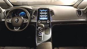 Renault Espace 2015 Dimensions Boot Space And Interior
