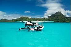 Survol De Bora Bora En Hydravion Tahiti Air Charter
