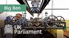 big ben winding the mechanism that powers the great clock