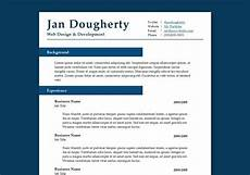 creative professional resume templates search