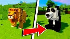 minecraft mod animaux avoir tous les animaux dans minecraft mod minecraft