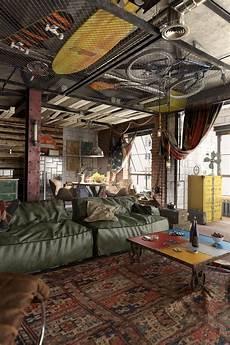 2 Loft Ideas For The Creative Artist 2 loft ideas for the creative artist
