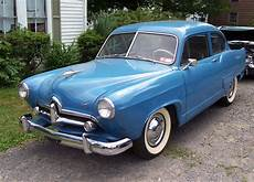 1951 Kaiser Henry J 1951 kaiser henry j blue