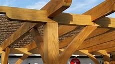traditional pergola in oak oxford oak blog