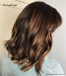 milk chocolate brown hair color espresso base with hazel ribbons 60 chocolate brown hair color ideas for brunettes the