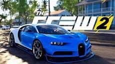Bugatti Chiron Tuning Und Test The Crew 2