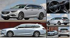 Opel Insignia Sports Tourer 2018 Pictures Information
