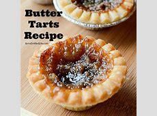 butter tart filling_image