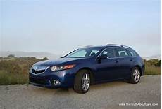 review 2012 acura tsx sport wagon the truth about cars