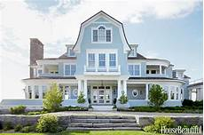 beautiful coastal blue exteriors the happy housie
