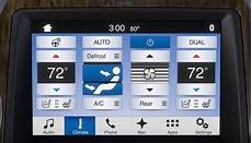 application ford sync 3 how to use sync 3 climate adjustments ford