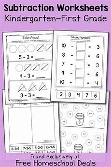 subtraction worksheets for kindergarten grade 10482 free k 1 subtraction worksheets instant subtraction worksheets worksheets and