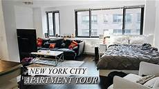 Studio Apartment York by New York City Manhattan Studio Apartment Tour Updated