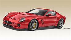 ferrarie 250 gto coachbuilt 250 gto revealed based on 812