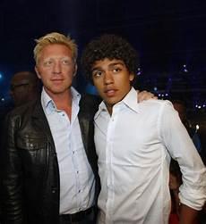Boris Becker Sohn - boris becker and noah