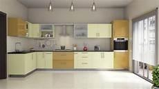 Modular Kitchen Interiors L Shape Modular Kitchen Interiors India Homelane