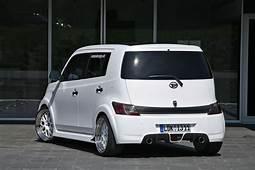 Auto Cars 2011 2012 Daihatsu Materia Icecube By Inden