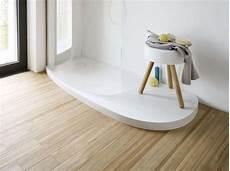 piatto doccia in corian arredamento in corian per il bagno showroom arredobagno