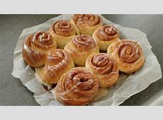 cinnamon buns for the bread machine_image