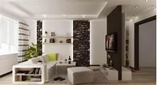 Kleines Wohnzimmer Modern Einrichten - wand im wohnzimmer gestalten indir