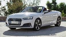 2017 Audi A5 S5 Cabriolet