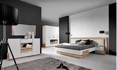 meuble mural chambre a coucher miroir mural chambre adulte 115 cm finition noyer clair