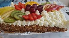 Patisserie Anniversaire Fruit