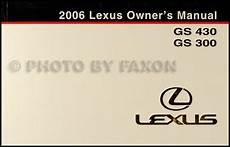 car repair manuals download 2002 lexus gs head up display 2006 lexus gs 300 and gs 430 navigation system owner s manual original
