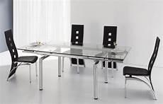 Les Concepteurs Artistiques Table Salle A Manger Verre
