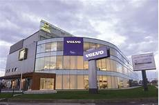 Le Groupe Vulcain Inaugure Sa Nouvelle Concession Volvo 224