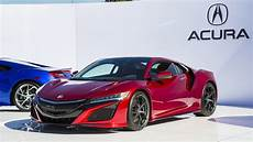 first 2017 acura nsx sells for 1 2 million at charity auction