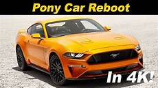 2018 2019 ford mustang ecoboost review in 4k