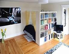 kluge raumteiler einrichtungsideen f 252 r studio apartments