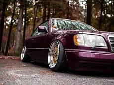 mercedes w124 tuning tuning mercedes w124 coupe stance