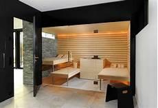 Kung Saunas Installs Contemporary Bathroom