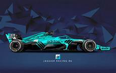 jaguar f1 2018 jaguar racing r6 concept formula 1 team on behance