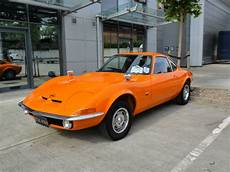 1970 Opel Gt Fully Restored Auto Restorationice