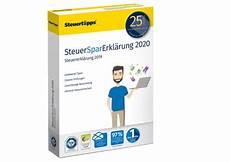 steuersparerkl 228 rung 2020 top steuersoftware im test
