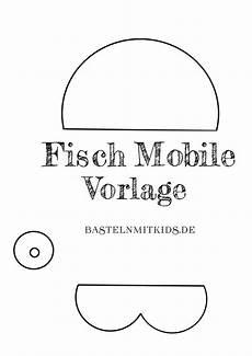 Malvorlagen Einfach Und Schnell Fisch Basteln F 252 R Ein Mobile Basteln Mit Kindern