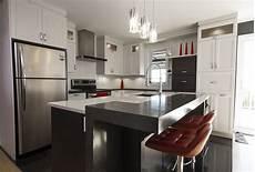 cuisine deux couleurs armoires de cuisine contemporaine en polyester deux ton