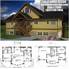 icf house plans icf mountain house plan 2080 toll free 877 238 7056