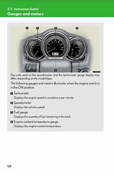download car manuals 2008 lexus sc instrument cluster 2008 lexus rx350 instrument cluster pdf manual 9 pages
