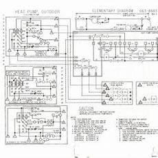 goodman air handler to thermostat wiring diagram goodman heat air handler wiring diagram free wiring diagram