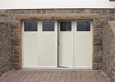 porte de garage battante aluminium fabricant porte de