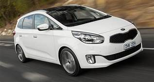 2016 Kia Rondo Range Drops Diesel Gets Standard Sat Nav