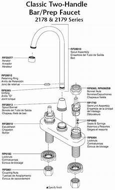 kitchen faucet diagram delta kitchen faucet diverter assembly wow