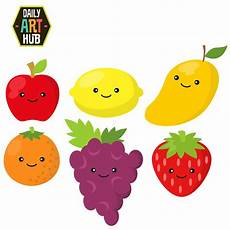 Free Fruit Clipart fruits clip set daily hub free clip
